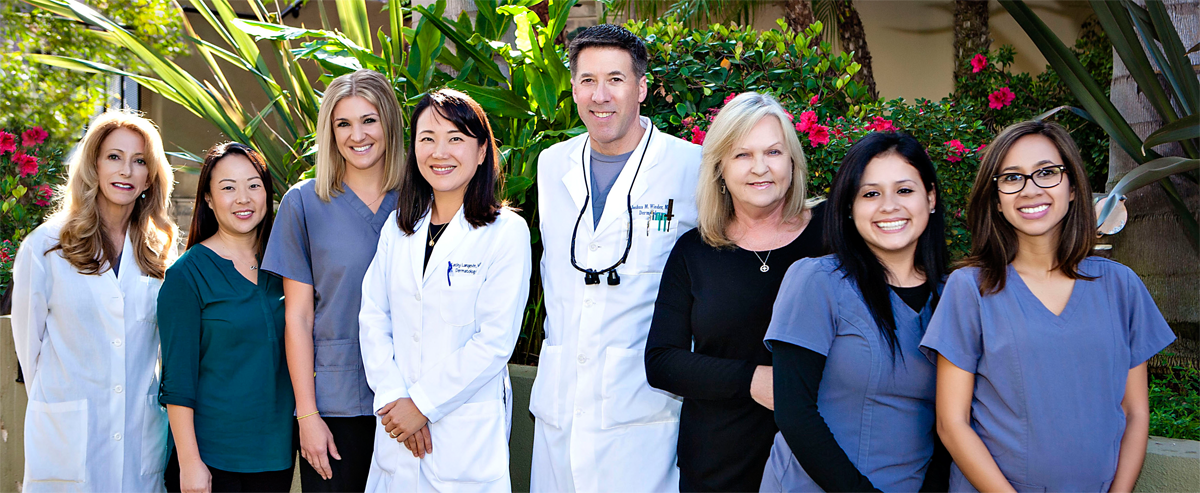 Our Dermatology Team at Wieder Dermatology & Laser Center in Santa Monica, CA