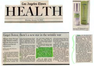LA Times Features Wieder Dermatology in Santa Monica