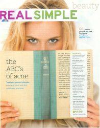 Real Simple Magazine Features Wieder Dermatology in Santa Monica
