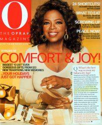 O Magazine Features Wieder Dermatology in Santa Monica