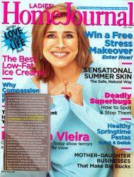 Ladies Home Journal Magazine Features Wieder Dermatology in Santa Monica